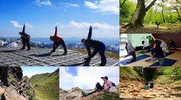 楽しく鍛えて山登りが楽になるヨガトレ教室(6月)