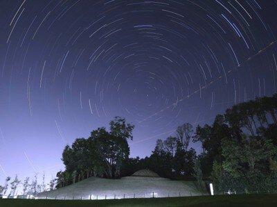 里山自然教室「星空観察会~流れ星と惑星を見よう~」