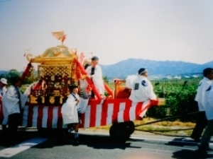 斎神社例祭(春の大祭)