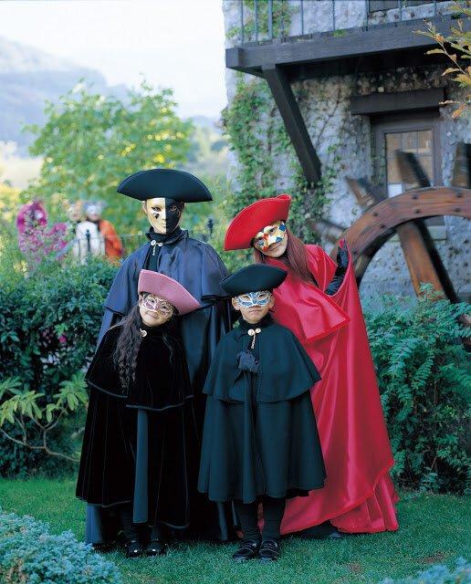 ゴールデンウィーク 親子で楽しむ ヴェネチア仮面祭