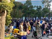 中野セントラルパーク MOTTAINAIフリーマーケット