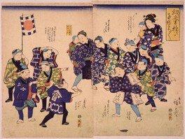 第3展示室 特集展示「錦絵 in 1868」