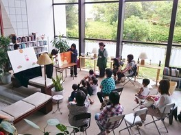 ウェルピア伊予 わくわくおはなし会(6月)