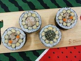 こどももよろこぶ飾り巻き寿司体験講座