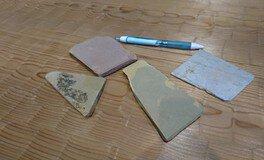 プチ砥石製作(国際博物館会議京都大会記念イベント)