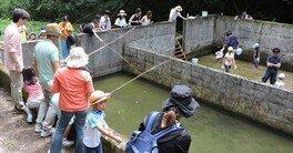 水辺公園(帝釈峡)