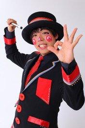 魔法使いアキット・マジカルステージ「魔法の1ページin姫路キャスパホール」
