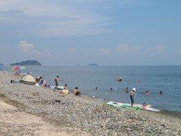 【海水浴】丸山県民サンビーチ