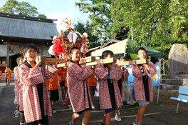 松橋神社夏祭り&協賛イベント
