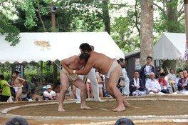 諏訪神社秋季大祭(笹川相撲まつり)<中止となりました>