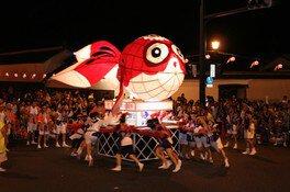 柳井金魚ちょうちん祭り<中止となりました>
