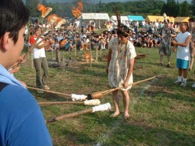 ストーンサークル縄文祭