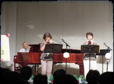 彩の国いきがい大学熊谷学園卒業生 オカリナ&ハーモニカ ジョイントコンサート