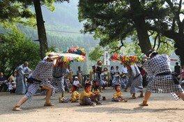かっぱ祭り(宮園楽)