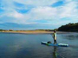 利根川「リバーSUP大河クルーズ」 川遊び 自然体験 アウトドアツアー