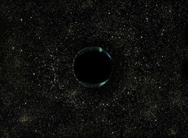 たっぷりプラネ☆「ブラックホール」