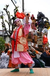 荒井神社秋祭り