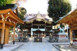 豊川稲荷東京別院 9月大祭「大岡祭」