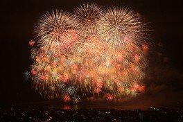 【2020年中止】伊予彩まつり 花火大会