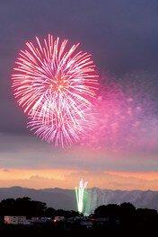 【2020年開催なし】第24回あげお花火大会
