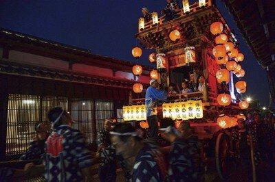 関宿祇園夏まつり<中止となりました>