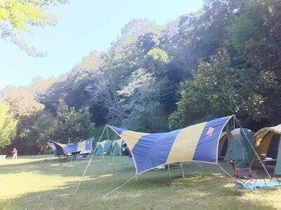 ヤックス自然学校「週末ファミリーキャンプ」