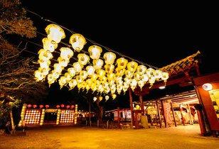 よみたん夜あかりプロジェクト~琉球ランタンフェスティバル~
