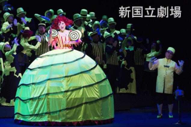 新国立劇場オペラ「ホフマン物語」<中止となりました>