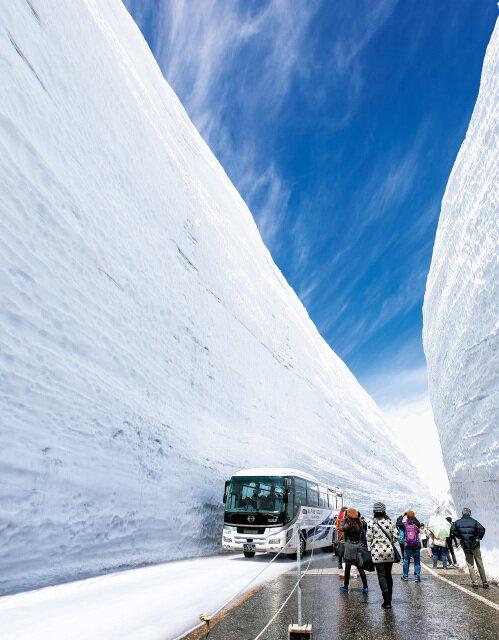 2021完全再現!雪の大谷メモリアルウォーク