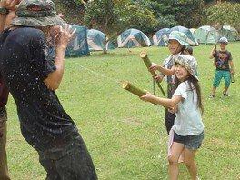 ヤックス自然学校「第42回サマーキャンプ:わんぱくキャンプ」