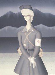 日本赤十字社所蔵美術展~いつまでも変わらない人道への想い~千葉県赤十字奉仕団創設70周年