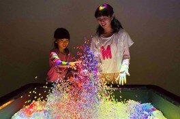 魔法の美術館 -光と遊ぶ超体験型ミュージアム-