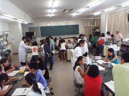 体験教室「小松高校生による自由研究ヒント教室」