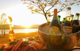 セトレマリーナびわ湖「Corona SUNSET FEETSTIVAL」