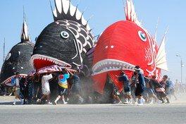 天下の奇祭 豊浜鯛まつり<中止となりました>