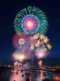 【2020年中止】TOKYOいたばし花火フェスティバル 2020