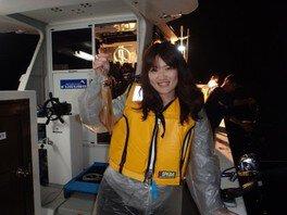 漁火夜焚きイカ釣りツアー