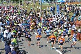 【開催中止】健康をさがそう 第36回たかすジョギングフェスティバル