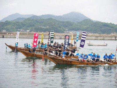 水軍レース大会