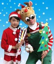 クリスマス親子パフォーマンスショー