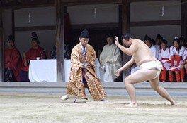 大山祇神社抜穂祭