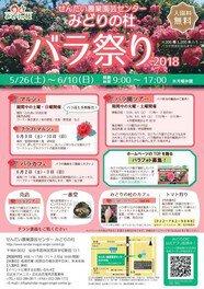 バラ祭り2018