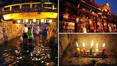 現地講座 北野天満宮の足つけ燈明神事と石の間の特別公開へ