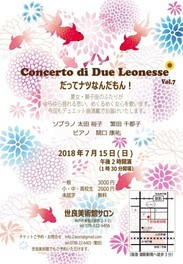 Concerto di Due Leonesse vol.7