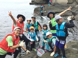 ヤックス自然学校「第42回サマーキャンプ:岬のアドベンチャーキャンプ」