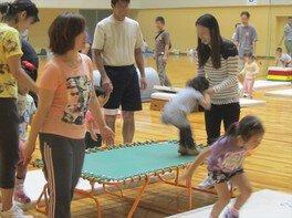 親子リンピック~真夏の大運動会~