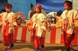 花祭り(河内地区)