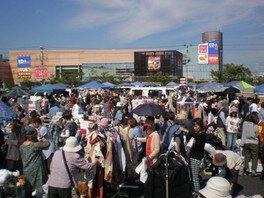 いこらも~る泉佐野フリーマーケット(8月)