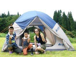 白川GO!ファミリーキャンプ