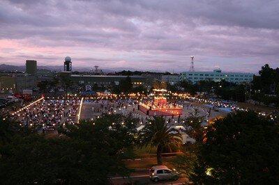航空自衛隊浜松基地 納涼の夕べ